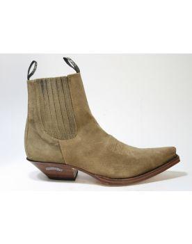 2581 Sendra Boots Stiefeletten Old Martens Corda