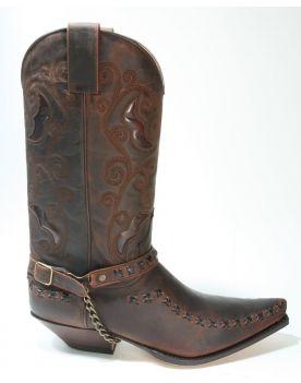 2829 Sendra Boots Cowboystiefel Spr. 7004 Flora Libano
