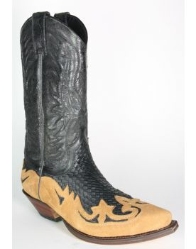 3241 Sendra Boots Cowboystiefel Serraje Trenzado Barbados