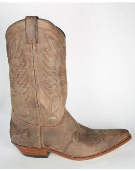 5119 Sancho Cowboystiefel Castano Ü