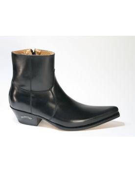 5200 Sendra Boots Stiefeletten JAVI Ciclon Negro