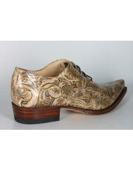 530 Sendra Mezcal Schuhe Quesia Blondy 2484