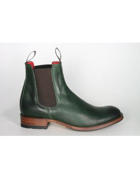 5595 Sendra Chelsea boots Kaspar Forest