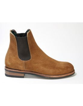 5595 Sendra Chelsea Boots Pipo Camel