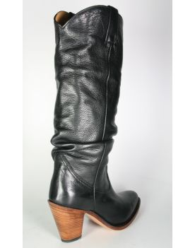 6516 Sendra Stiefel Negro