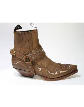 6799 Sendra Boots Stiefeletten Floter Tang