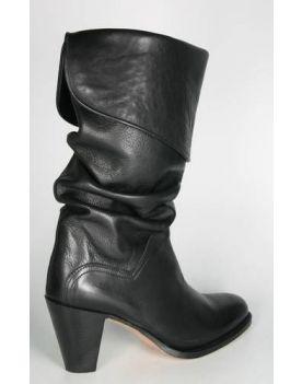 6852 Sendra Stiefel Dorado Negro