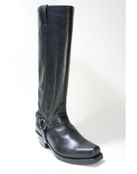 7767 Sendra Boots Farmerstiefel Hochschaft Negro