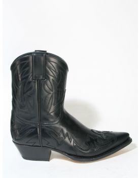 8983 Sendra Boots Cowboystiefel Ciclon Negro