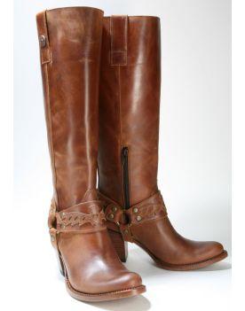 9567 Sancho Abarca Stiefel Old Rustic Cuero
