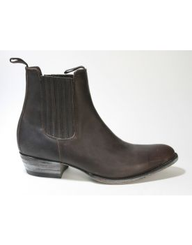 9895 Sendra Stiefeletten DOM Evolution Chocolate