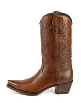 2536 Mayura Boots Virgi Napa Tostado
