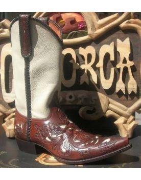 17007 Caborca Cowboystiefel punziert