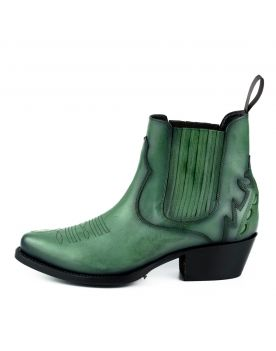 2487 Mayura Boots Cowboy Stiefeletten Verde