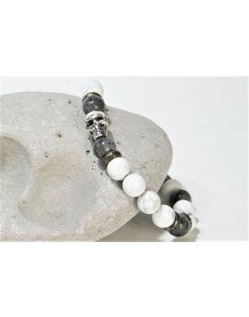 NC14 Armband Hardwear Barcelona White Stone
